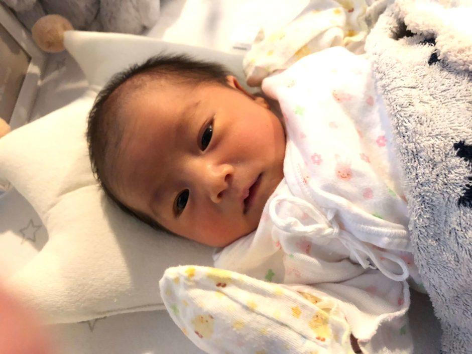 はじめてベビーベッドを使ったレポ!新生児を寝かしつけるためにやったこと