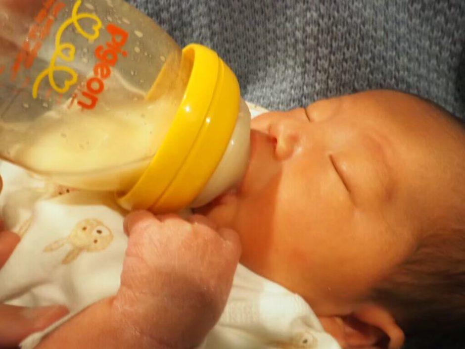 授乳のことを考えて入院グッズを準備すること!出産入院中のおっぱい事情はどうだったの?