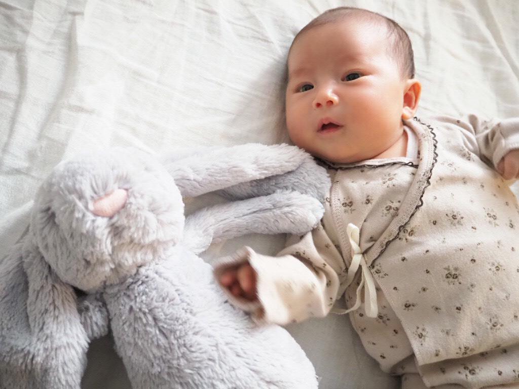 1ヶ月目のユノ