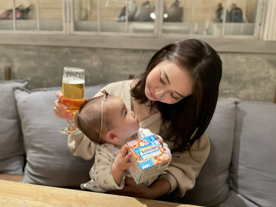 完全母乳から完全ミルクになった!マザーズバッグで使えるアイテムを紹介