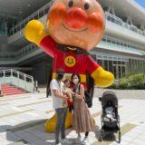 横浜アンパンマンこどもミュージアムの感想!大好きなアンパンマンに会いに行った1歳の娘レポ