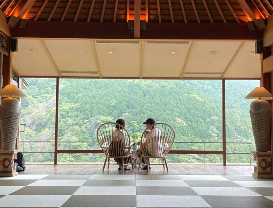 1歳児と行く子連れ旅行「箱根吟遊」のレポ!日本一予約の取れない宿は満足度も高かった